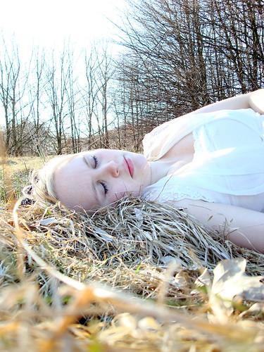Lie in the grass 02