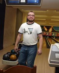 Bear Bowling at Nokomis Lanes 27