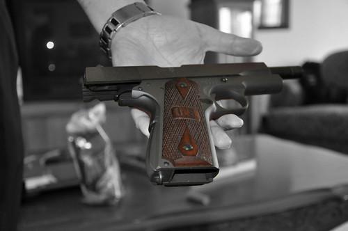 WWII Pistol