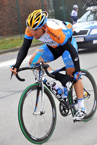 Michael Friedman - Tour of Flanders 2009