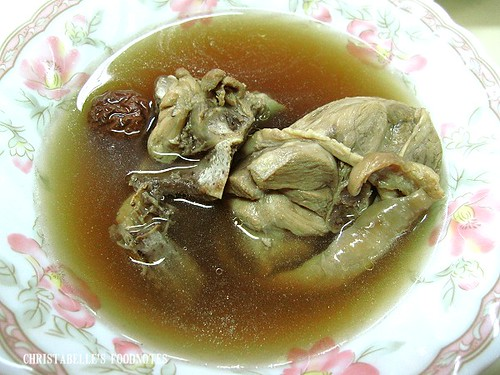 紫金堂香草美人餐D4午鳳凰雞