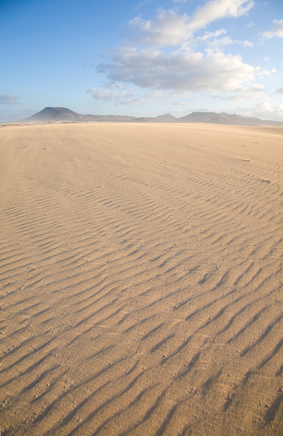 Windiest Canary Island In October