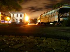 tren al pueblo antiguo por 506ideas