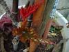 (1shoe on) Tags: leaves sticks backyard rust colorful dirt flowerpot vazo gjethe ndryshk σκουρια χωμα ξυλο φυλλα dheu labeldbromstick γλαστρα