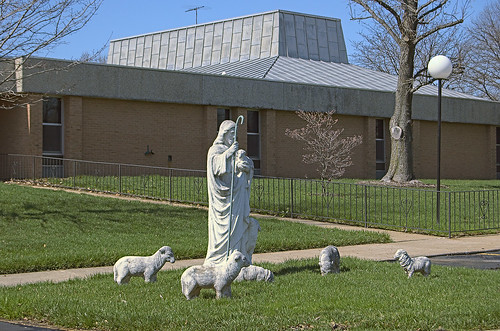 Sisters of the Good Shepherd Convent, in Normandy, Missouri, USA