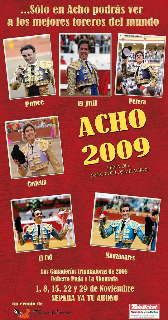 Acho 2009