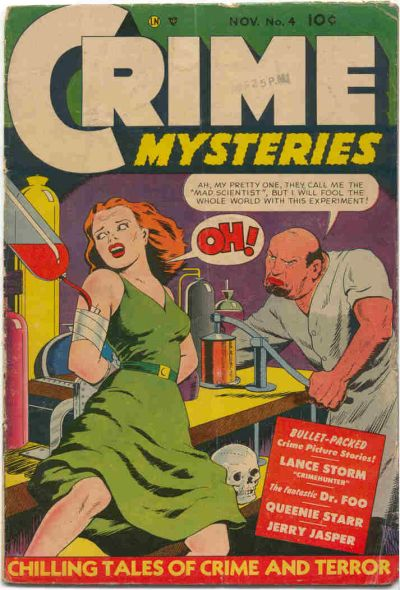 Crime Mysteries 4
