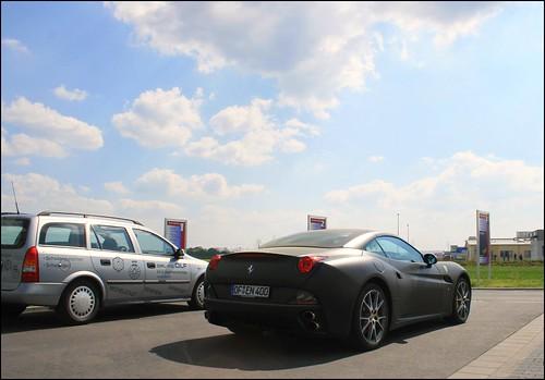 Porsche Turbo · Audi RS6 · Ferrari California Matte Black 2; ← Oldest photo