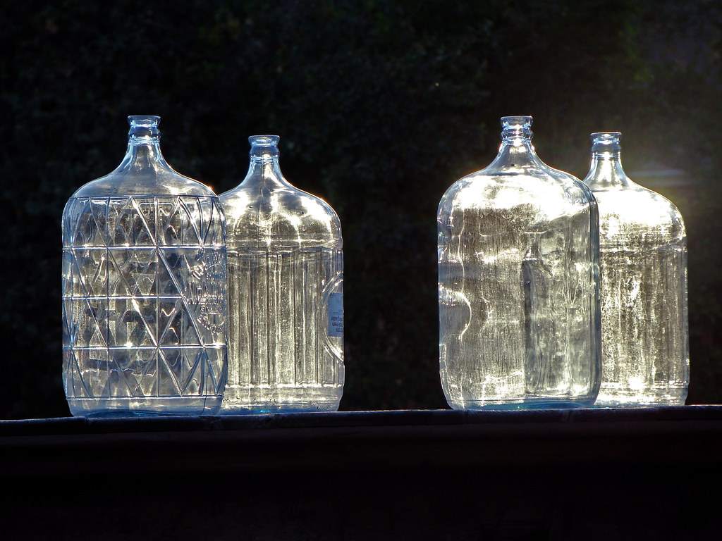 DSC02680 four backlit bottles