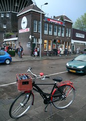 IJ beer delivery by drooderfiets