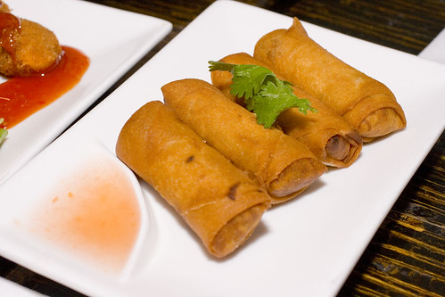Spicy Spring Roll