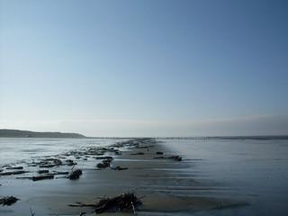 Berrow Sands, Brean