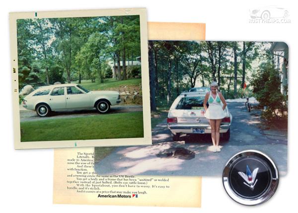 1971 amc sportabout