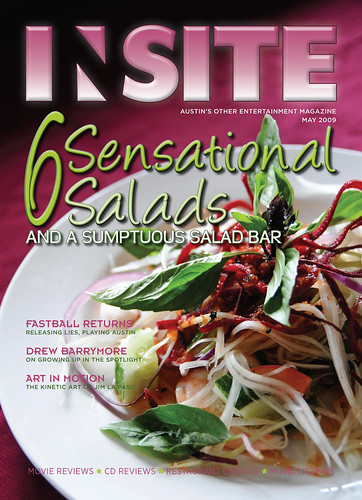 May 2009 INsite Cover