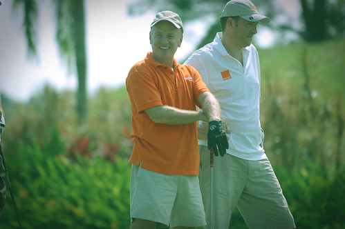 ambassardor's golf cup tournament | palm resort