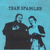 Team Spangler. (Stitch Out Loud) Tags: blue wedding crossstitch needlework profile craft custom stitchoutloud