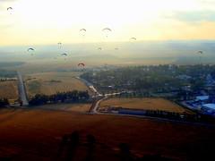 Flight for Jimmy Kdoshim 10/5/09