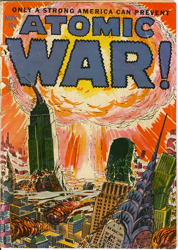 Atomic War Cover