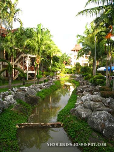 felix hotel garden