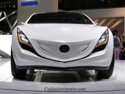 Salón del Automóvil Barcelona 2009 - Mazda (II)