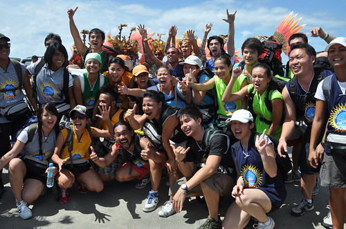 Racers in San Carlos City Negros Occidental