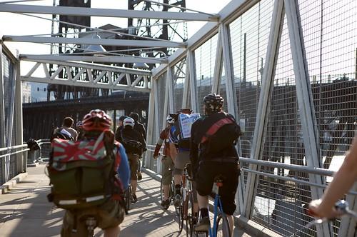 Bike Hugger Mobile Social Portlan 2009