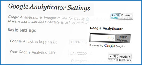 Google Analyticator | Plugin para mostrar datos de Google Analytics en tu WordPress