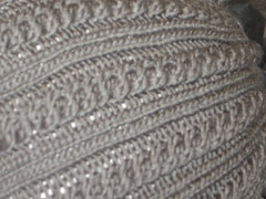 Sideways shawl - free knitting pattern - Pickles