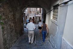Piran, Slovenia, Walking to Dinner (Chris Riehl) Tags: slovenia piran