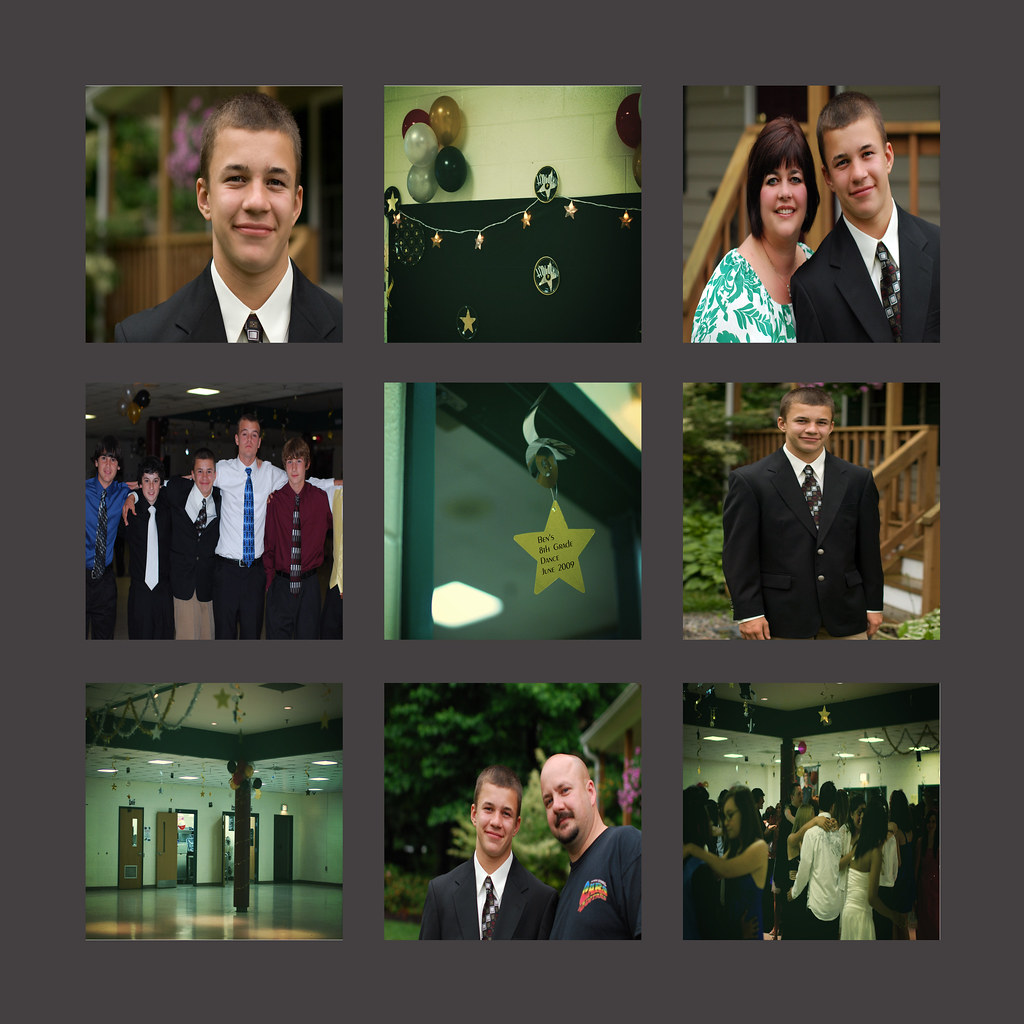8th Grade Dance June 2009
