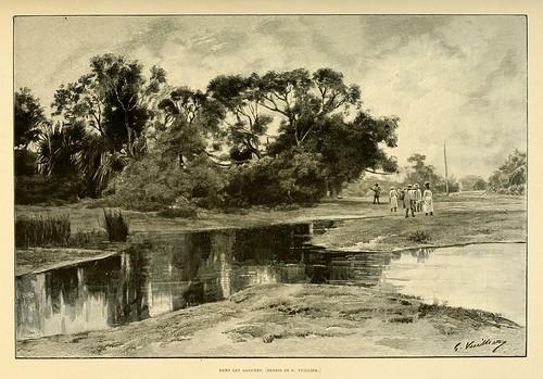 009-En las lagunas de Madagascar finales del siglo XIX