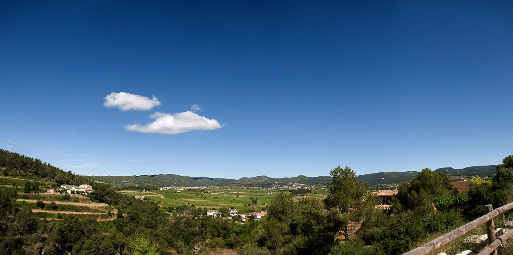 Vistas desde Sant Martí