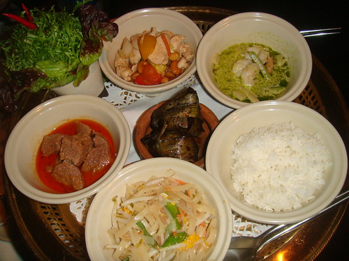 Platos Principales del Menú Degustación