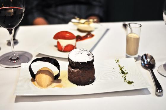 Morgan M: Dessert