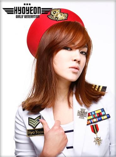 SNSD-Genie : HyoYeon by boydchan_4.