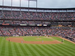 Mets vs. Orioles in Camden Yards, Baltimore