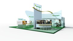 Bespoke Exhibition Stand Design view 3 (Ignition-Design) Tags: food booth design stand exhibition event national innovation designers bespoke starch