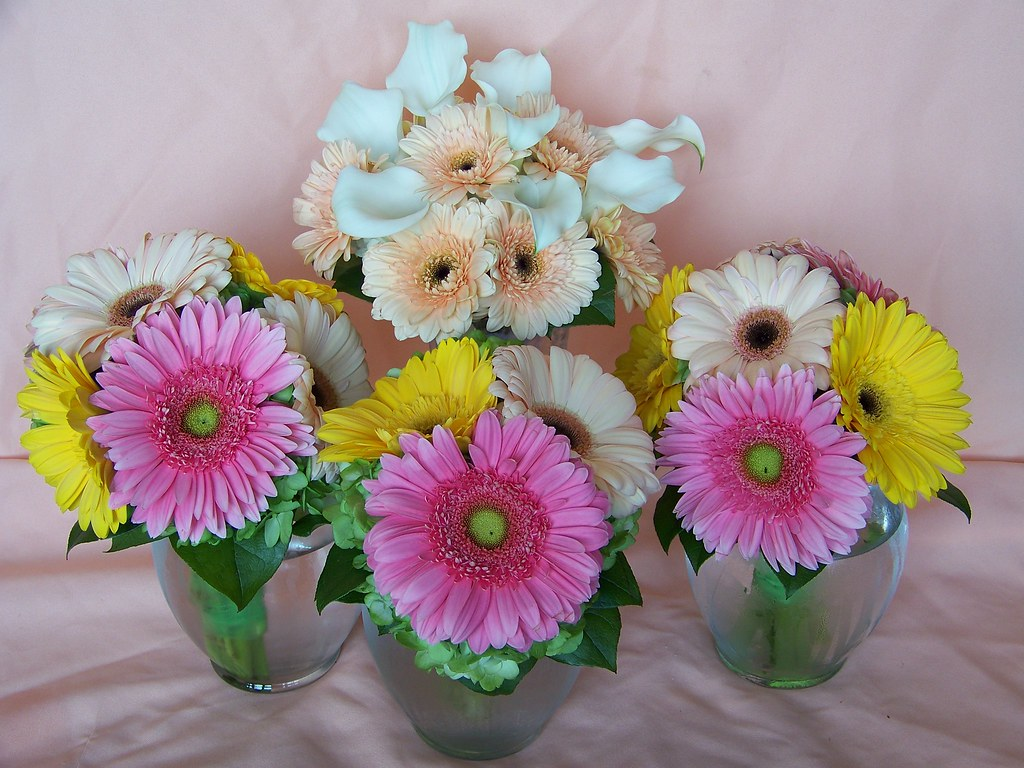 Wedding Bouquets (set)