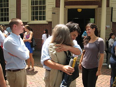 Sarah's GFS Graduation (amayabella) Tags: gfs quakermeeting archst