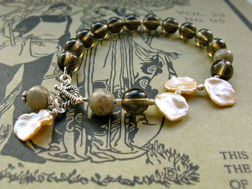 Wood elf bracelet