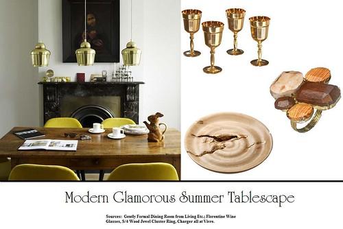 vivre summer tablescape giveaway