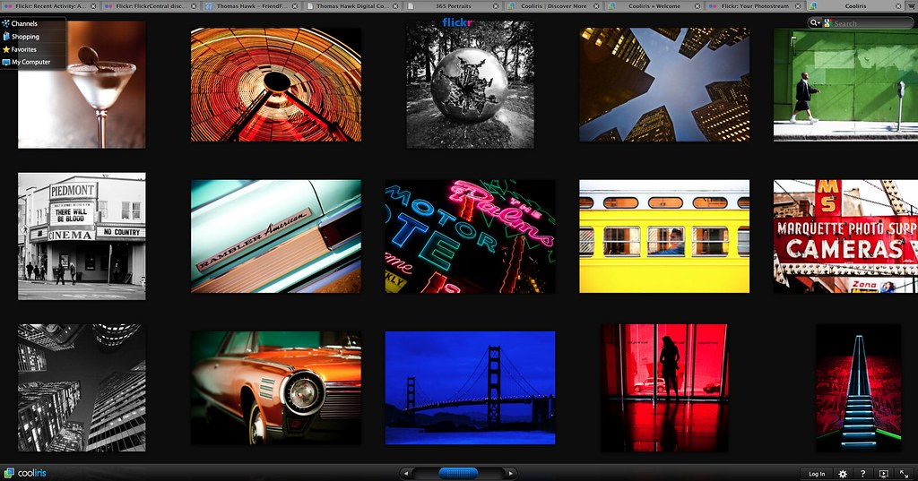 Cooliris Just Became The Coolest New Way to Browse Flickr