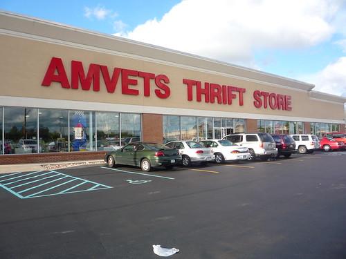 giant thrift store!