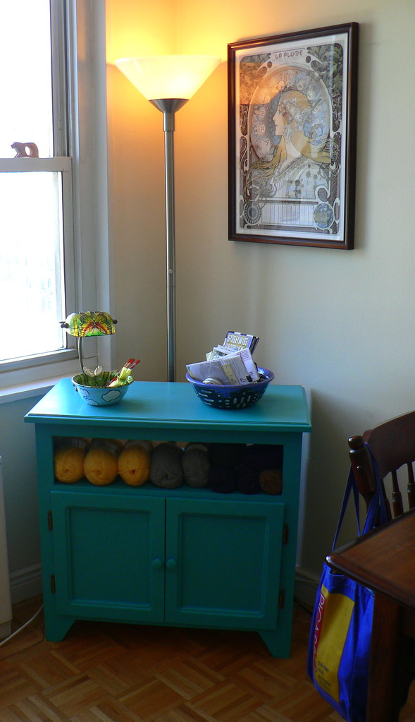 Home Improvement: Old TV Stand Version
