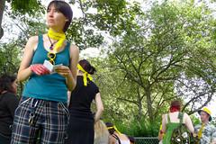 Camp Tomato 2009-15 (Eli Juicy Jones) Tags: seattle park summer people jasonwebley 2009 wallingford lunge camptomato juicyjones meridianpark tomatoscouts lx3 slightlynorth