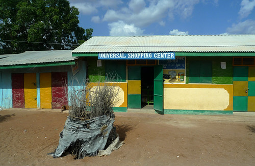 Dadaab (Kenya) - Shopping Center