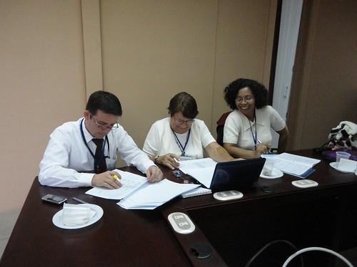 Comité organizador XIII Congreso N. Ciencia, Tecnología y Sociedad