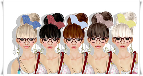 .+*HS*+. Gacha Hair Secret Pack ::YUKO::