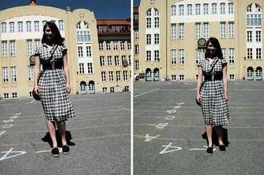 Skolavslutnings outfit