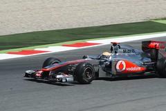 Lewis Hamilton  McLaren Mercedes MP4-26  F1 GP Spain 2011 04254 (antarc foto) Tags: gp spain 2011 circuit de catalunya formula lewis hamilton mclaren mercedes mp426 formula1 montmeló f1 formulaone barcelona barcelone